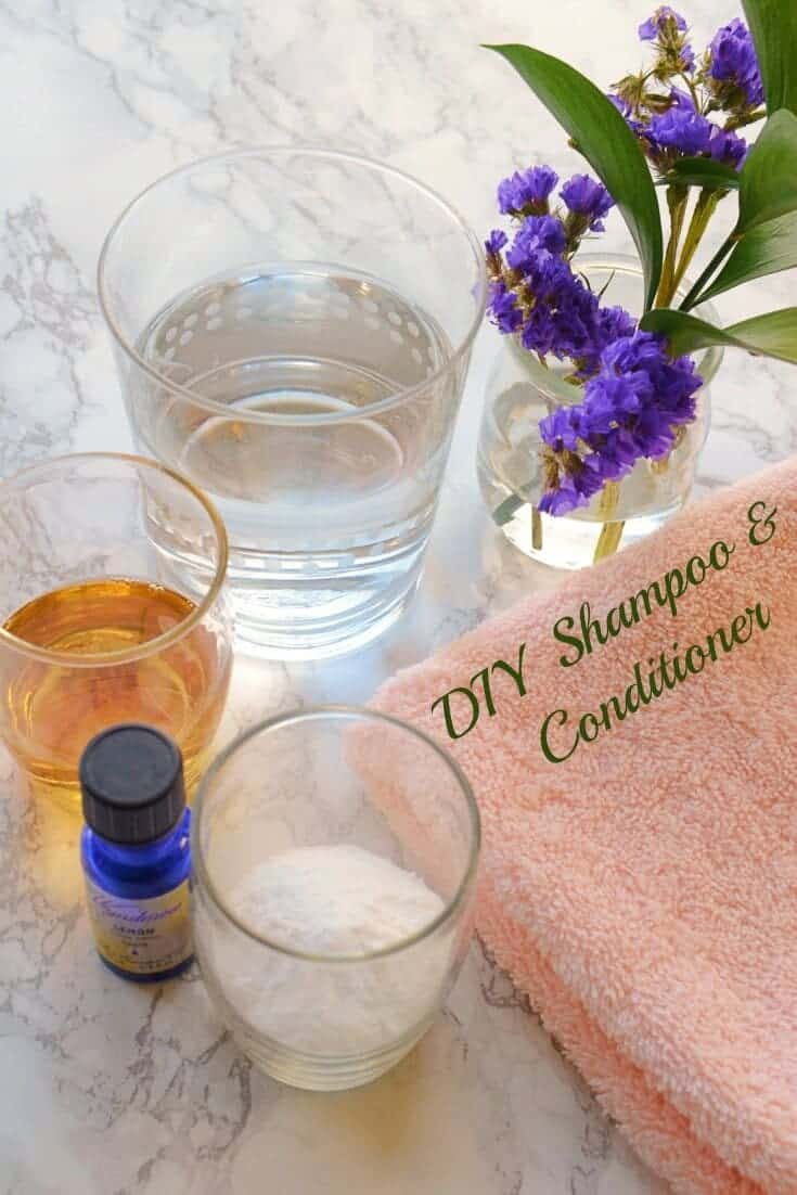 How to make homemade shampoo - How to make shampoo at home naturally easy recipes ...