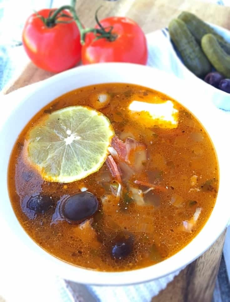 Solyanka recipe russian meat soup lavender macarons solyanka recipe russian meat soup forumfinder Image collections