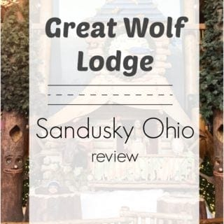 Great Wolf Lodge Sandusky Ohio Review