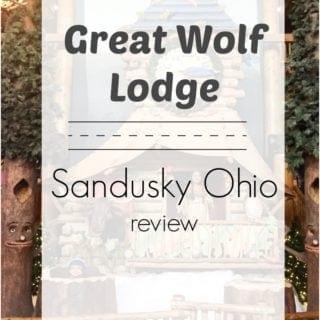 Great Wolf Lodge Sandusky Ohio Review