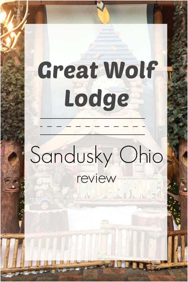 Recently we visited Great Wolf Lodge Sandusky Ohio. It become our annual Christmas tradition. You can read the full review by clicking on the link.