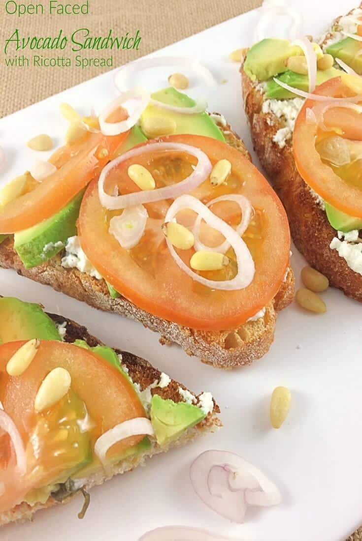 Avocado Sandwich Spread Food Network