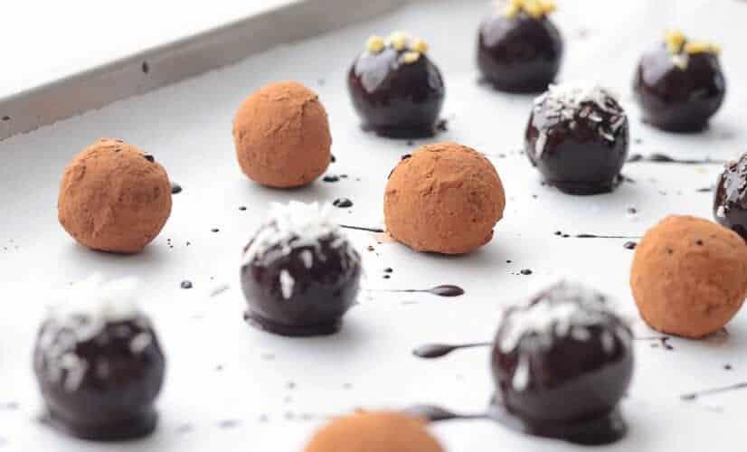 handmade truffles recipe - 28 images - truffles recipe ...