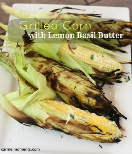Grilled-Corn-with-Lemon-Basil-Butter-3-879x1024