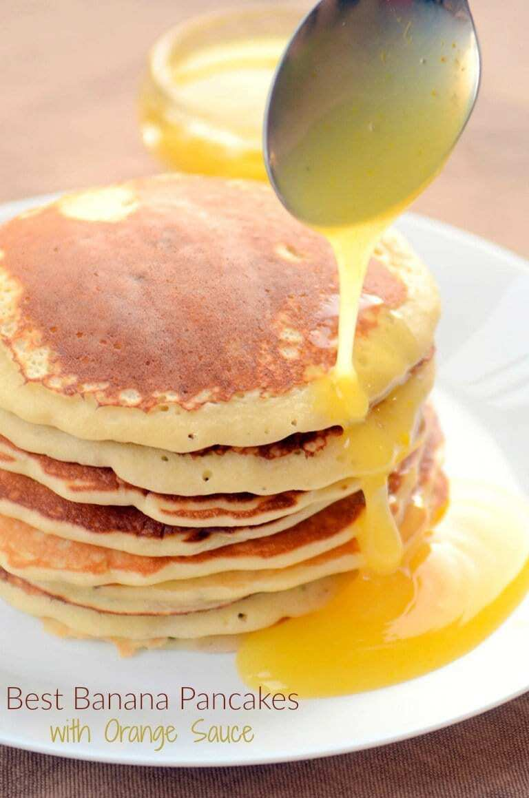 Best banana pancakes with orange sauce lavender macarons how to make banana pancakes how to make banana pancakes for breakfast easy banana ccuart Gallery