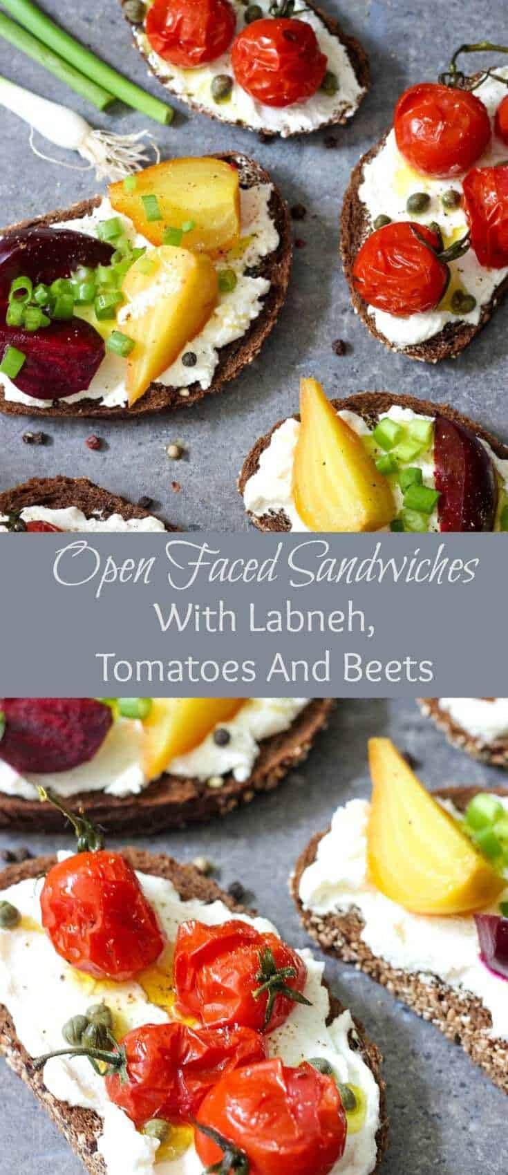 open-faced-sandwiches-with-labneh-tomatoes-and-beets