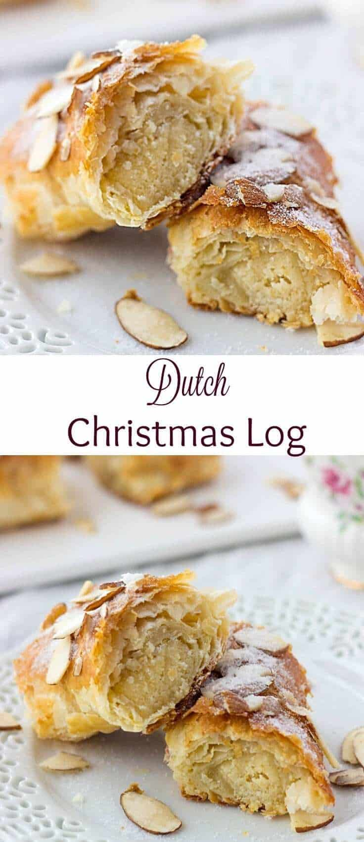 Dutch Christmas Log So Easy And Delicious Lavender Amp Macarons