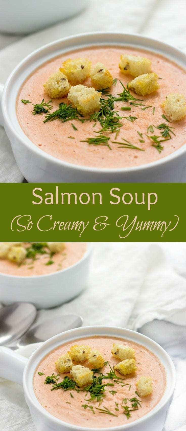 Salmon Soup Recipes | Healthy Salmon Soup Recipe For Dinner | Salmon Soup | Easy Salmon Soup
