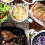 Steak Chateaubriand + French Dinner Menu In Under 90 Minutes
