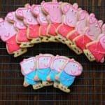 Peppa Pig Cookies (Step-By-Step Tutorial)
