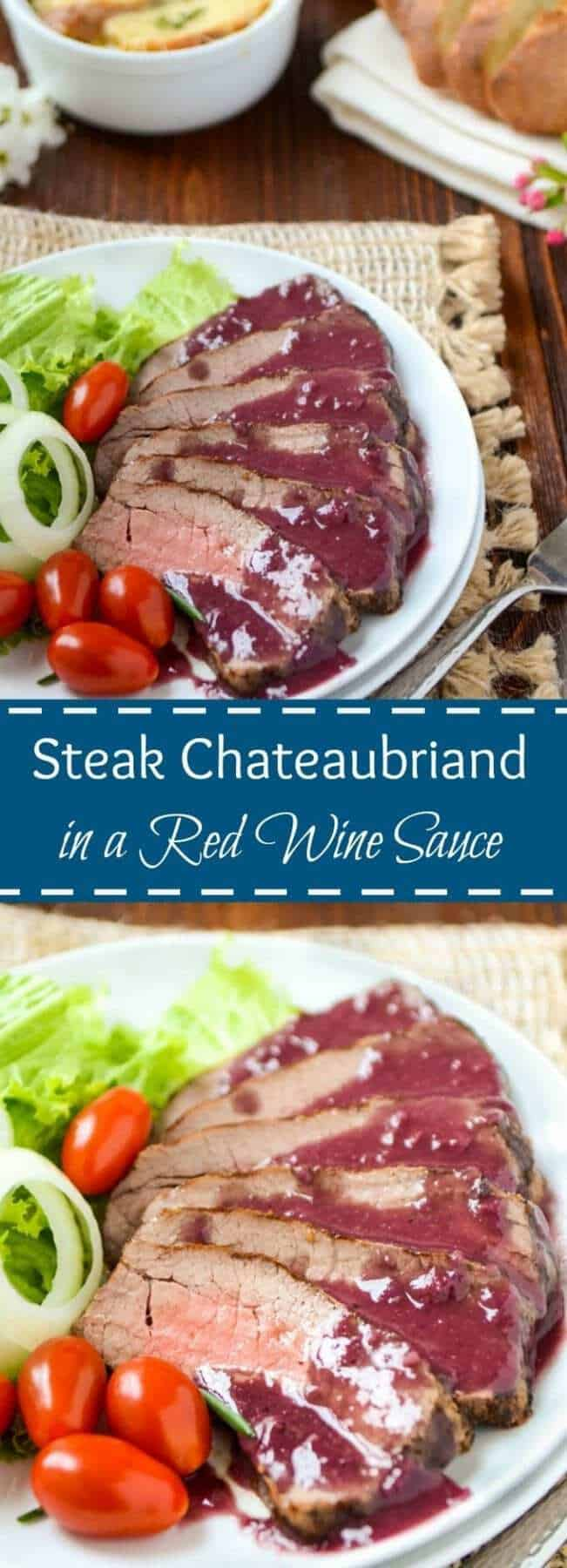 Classic French Recipes that include Steak Chateaubriand And French Onion Soup