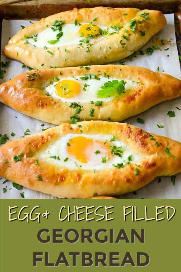 Georgian Khachapuri