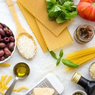 11 Absolutely Must-Have Italian Pantry Staples