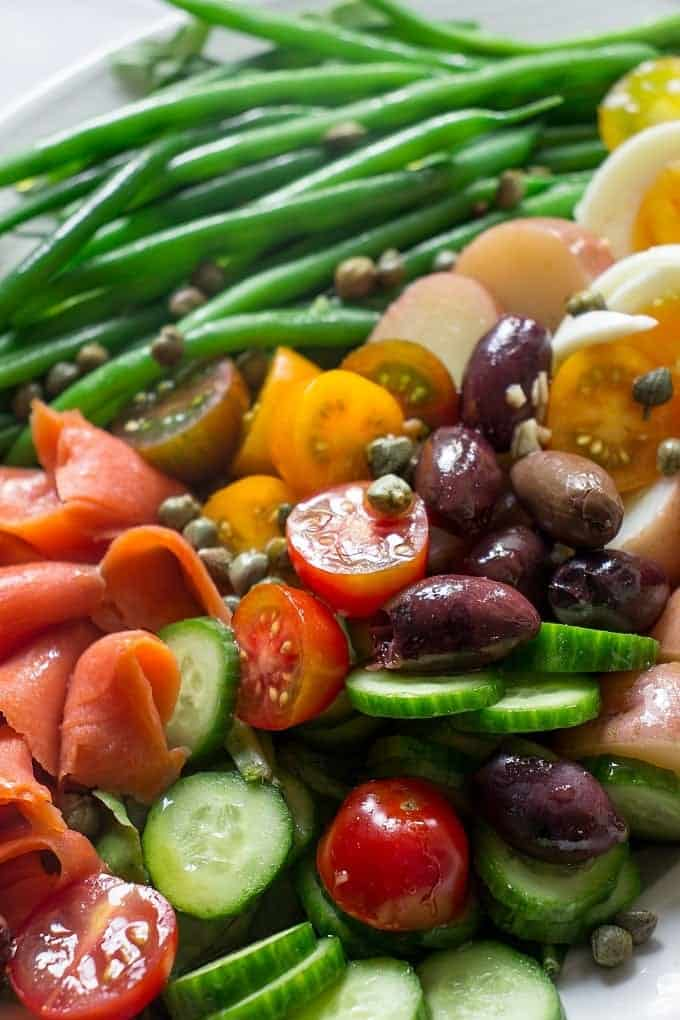 French Salad Nicoise