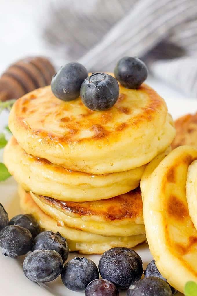 Enjoyable Best Syrniki Russian Cottage Cheese Pancakes Lavender Interior Design Ideas Clesiryabchikinfo