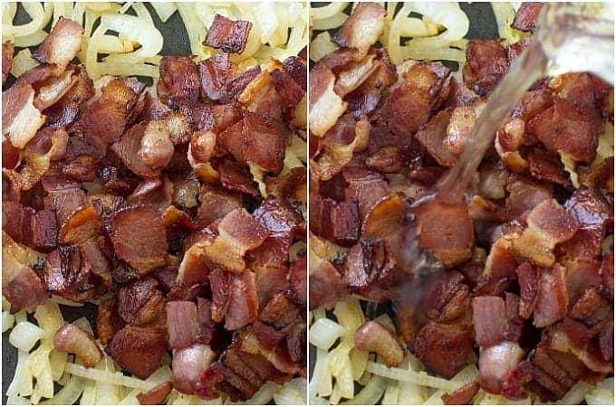 How To make chicken Tartiflette