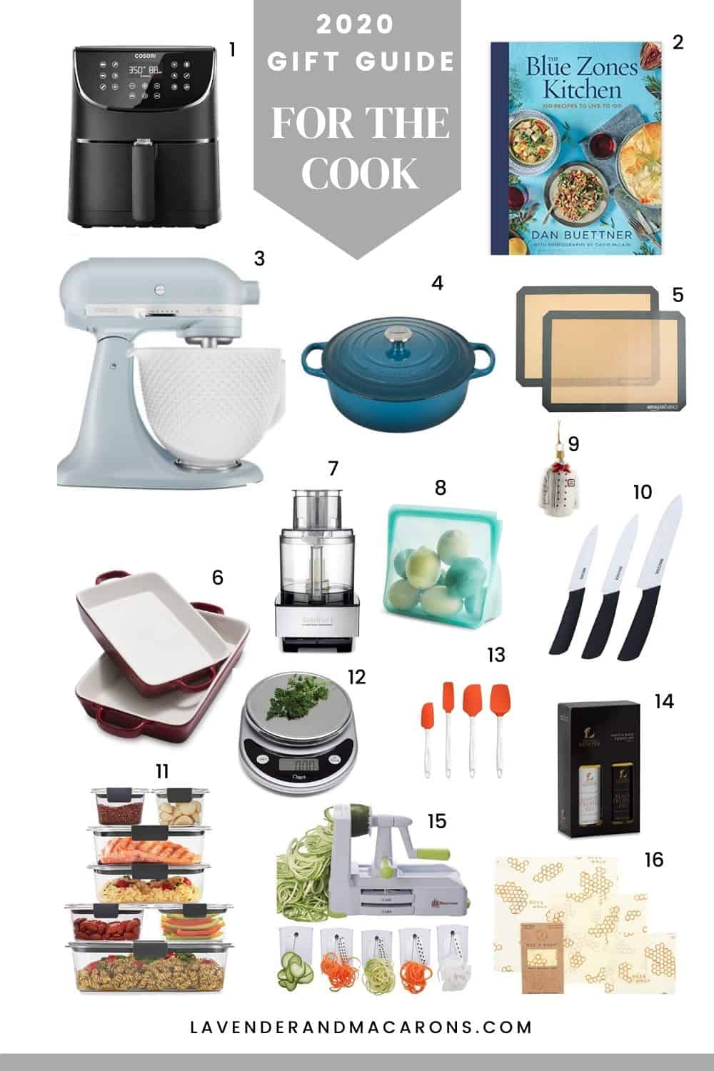 2020 gifts for the cook