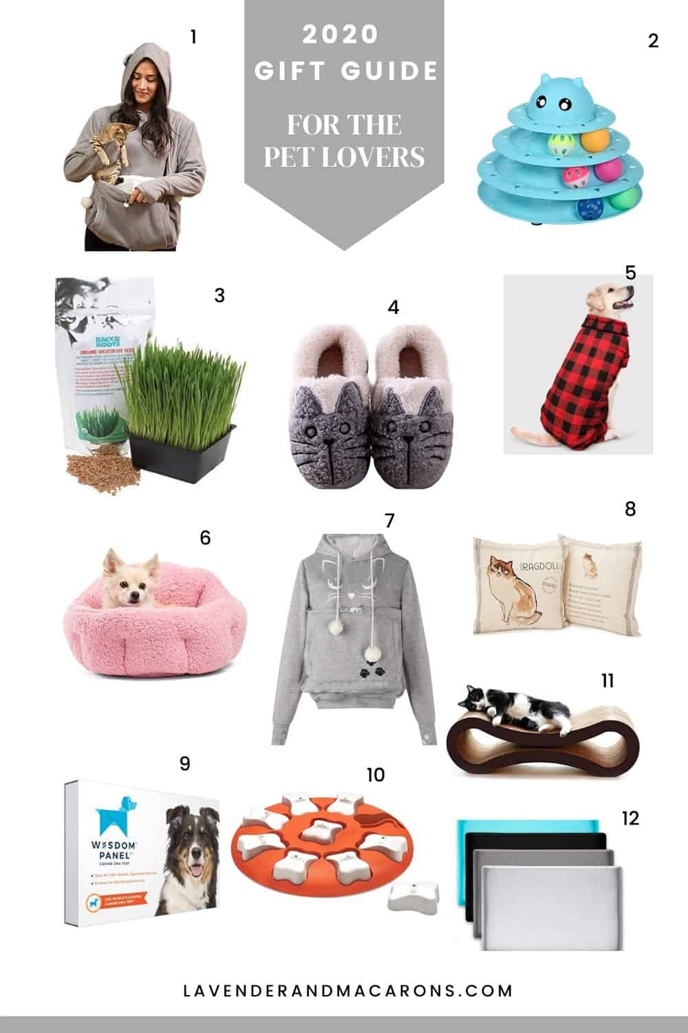 2020 gifts for the pet lovers