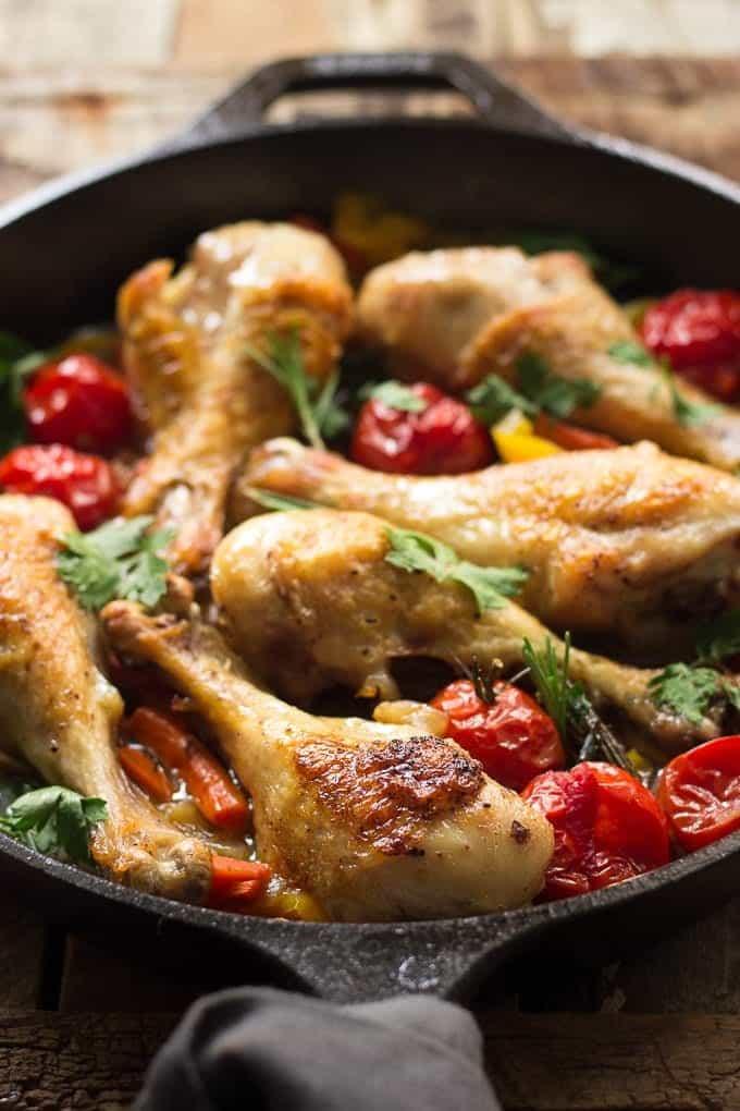 Chicken Contadina
