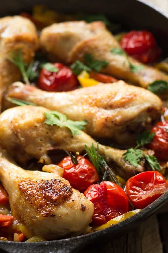 Chicken Contadina Recipe