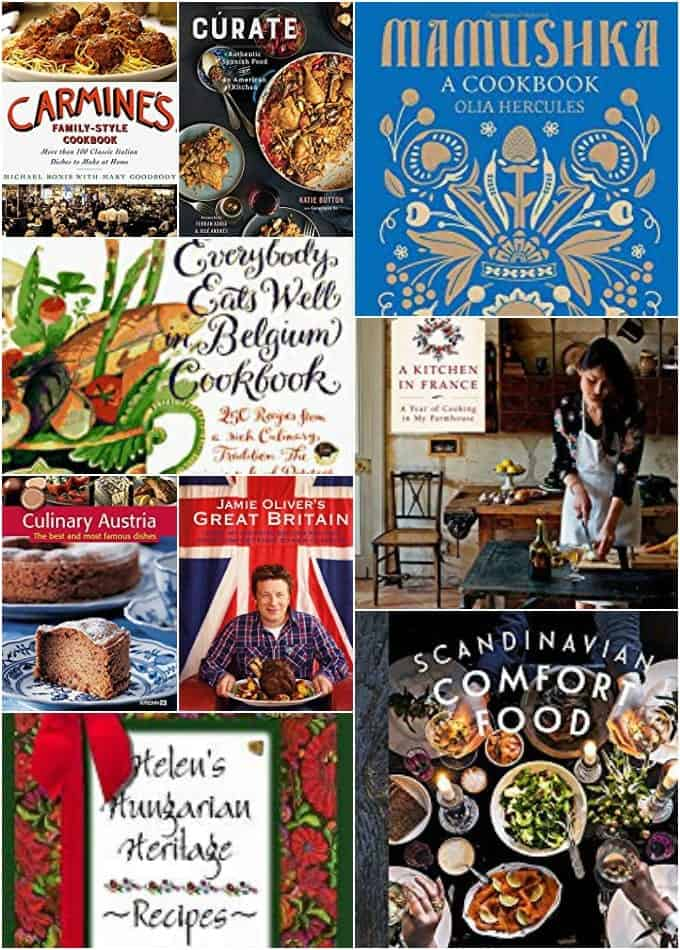 Best European Cookbooks