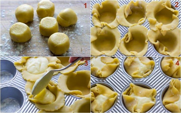 how to make Soffioni Abruzzesi