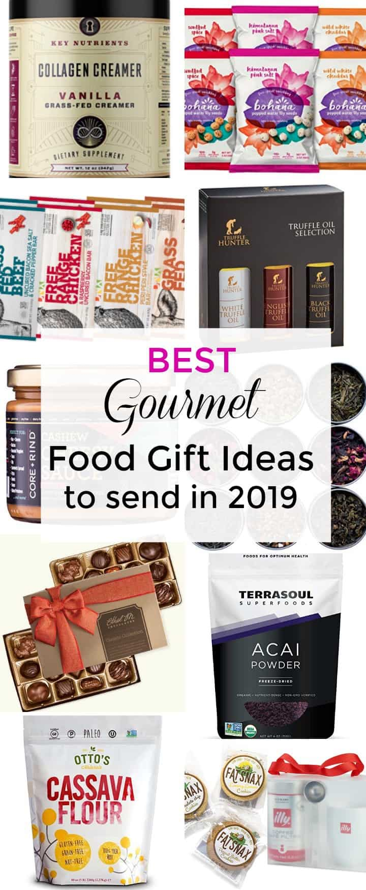 Best Gourmet Food Gifts for 2019