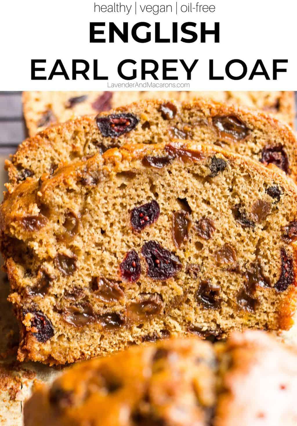 Tea Loaf Pinterest image