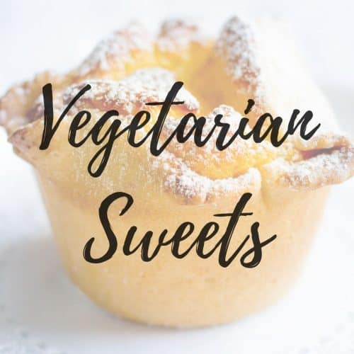 European Vegetarian Desserts