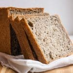 Buckwheat Multigrain Vegan loaf