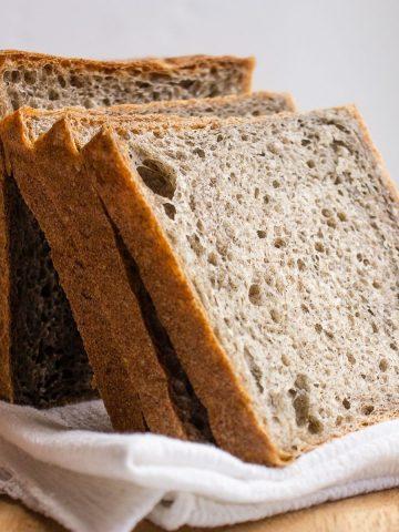Buckwheat Multigrain Vegan loaf