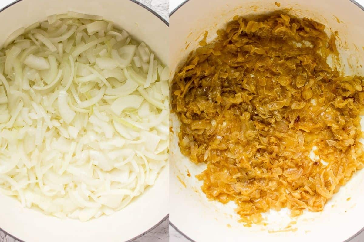 How to caramelise onions