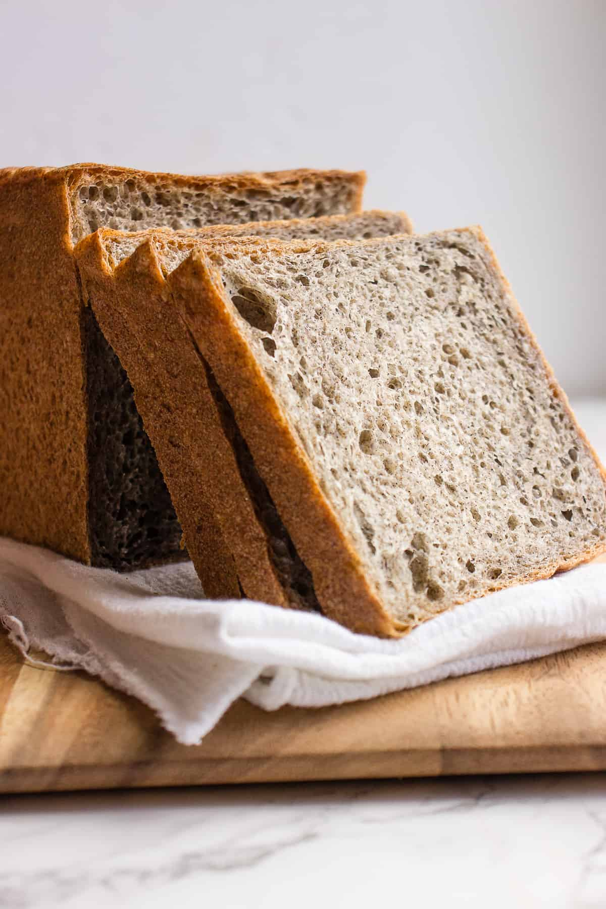 Vegan multigrain bread